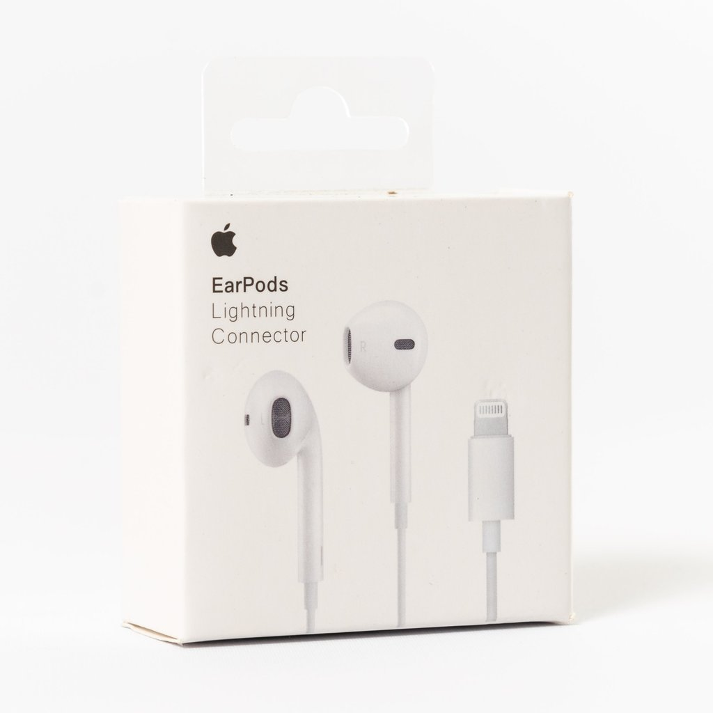 Apple EarPods s konektorom lightning