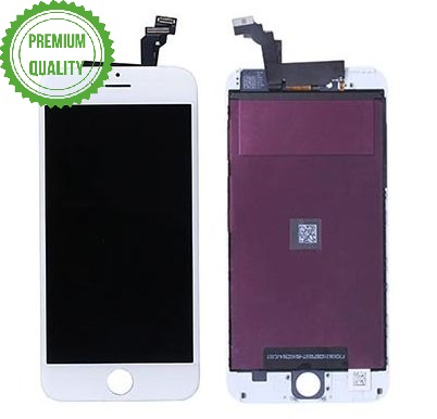 Iphone 6 PLUS displej COLOR X PREMIUM, predný panel biely