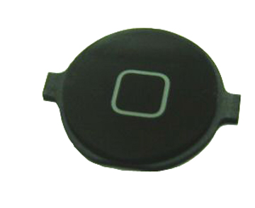 Home button čierny